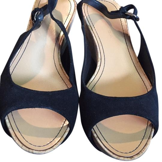 Via Spiga Blac Wedges Image 0