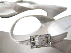 Chinese Laundry Party Rhinestone Silver Sandals