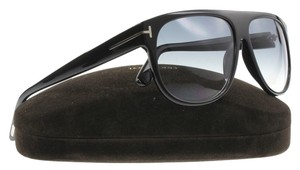 Tom Ford Tom Ford Sunglasses Unisex Aviator TF 375 Black 02N Kristen 59mm Italy