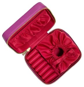 Tory Burch Tory Burch Robinson Zip Jewelry Case