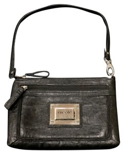 Nicole Miller Wallet Wristlet in Black