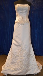 DaVinci Bridal 8272 Wedding Dress