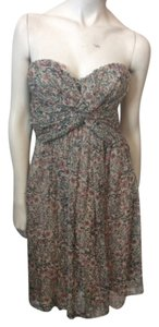 Paul & Joe short dress Multicolor on Tradesy