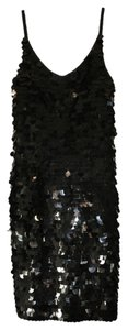 Victoria's Secret Sequin Vintage 1990's Evening Wear Moda International Dress