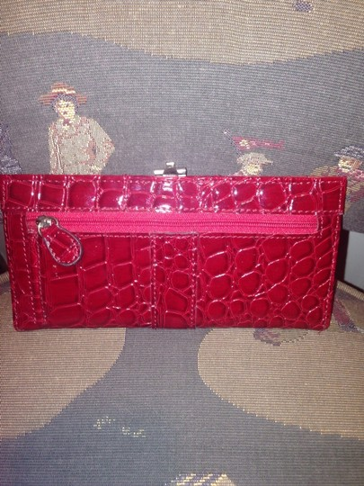 New York & Company CRANBERRY Clutch