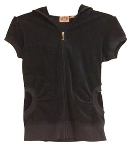 Juicy Couture Hoodie Short Sleeve Jacket