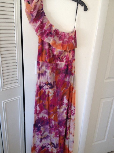floral Maxi Dress by bebe