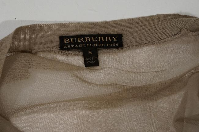 Burberry Knit Sweater Cardigan