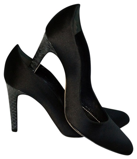 Rene Caovilla Black Pumps