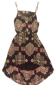 Tea&Cup- Apricot Lane short dress Black on Tradesy