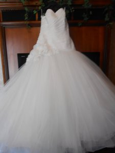 Enzoani Brand New Elkhart Wedding Dress
