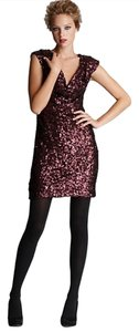 French Connection Sequin Sequin Nwt Dress