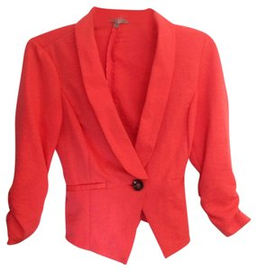 Charlotte Russe Coral Jacket