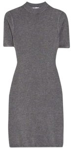 T by Alexander Wang short dress Gray on Tradesy