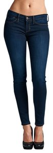 Private Collection Skinny Jeans-Dark Rinse
