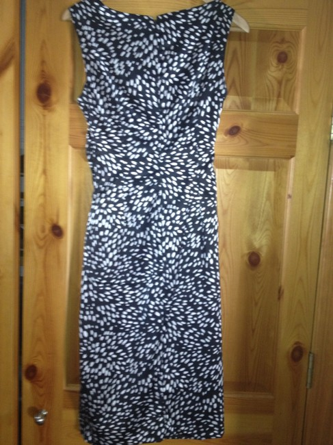 Maggy London Fitted Dress