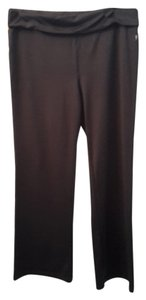 Danskin Now Polyester, Spandex, Black, Wide Leg, Work Out, Pants