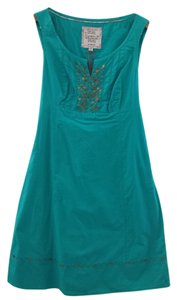 Esprit short dress Green on Tradesy