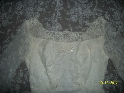 Alfred Angelo Edythe Vincent Original Wedding Dress