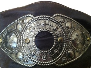 Other Vintage Leather Wrap Belt