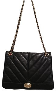Ann Taylor Quilted Classic Shoulder Bag