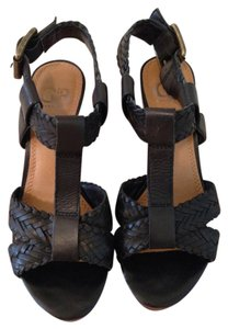 GB Black Wedges