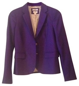 J.Crew Purple Blazer