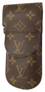 Louis Vuitton Monogram Etui a Lunettes Rabat Glasses Case