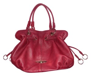 Elliott Lucca Soft Leather Shoulder Bag