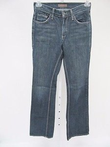 James Jeans Womens Dry Aged Boot Cut Jeans