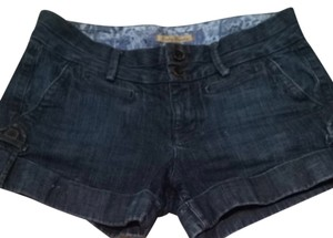 Lucky Brand Cuffed Shorts denim / dark wash