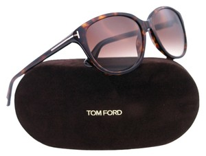Tom Ford Tom Ford Sunglasses Women Cat eye TF 329 Havana 52F Karmen 57mm Italy