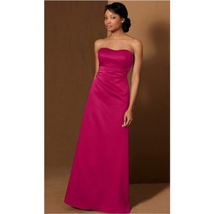 Alfred Angelo Pink Or Lipstick Dress