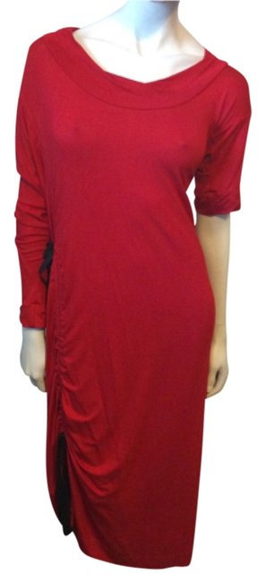 Preload https://img-static.tradesy.com/item/7523719/vivienne-westwood-red-mid-length-night-out-dress-size-4-s-0-1-650-650.jpg