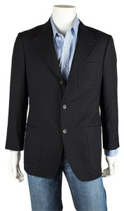 Gucci Men's Wool Black Blazer