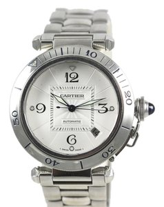 Cartier Pasha de Cartier CAutomatic Stainless Steel Watch
