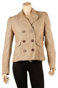 Marc Jacobs Cotton Beige Blazer