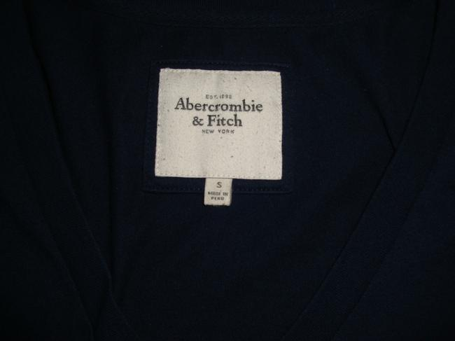 Abercrombie & Fitch T Shirt blue Image 1
