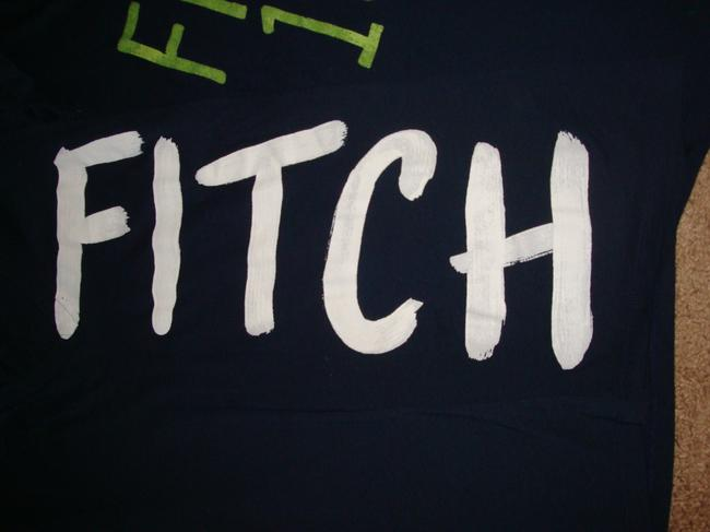 Abercrombie & Fitch T Shirt blue Image 3