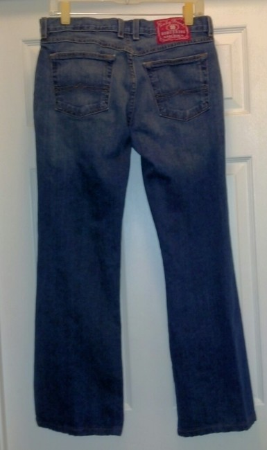 Lucky Brand Flare Leg Jeans-Medium Wash