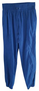 bebe Baggy Pants Blue