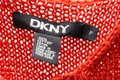 DKNY Knit Top Orange Image 2