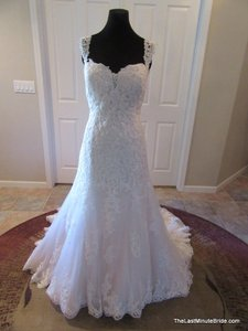 David Tutera For Mon Cheri Emerson Wedding Dress
