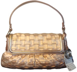 Fendi Purse Woven Purse Shoulder Bag