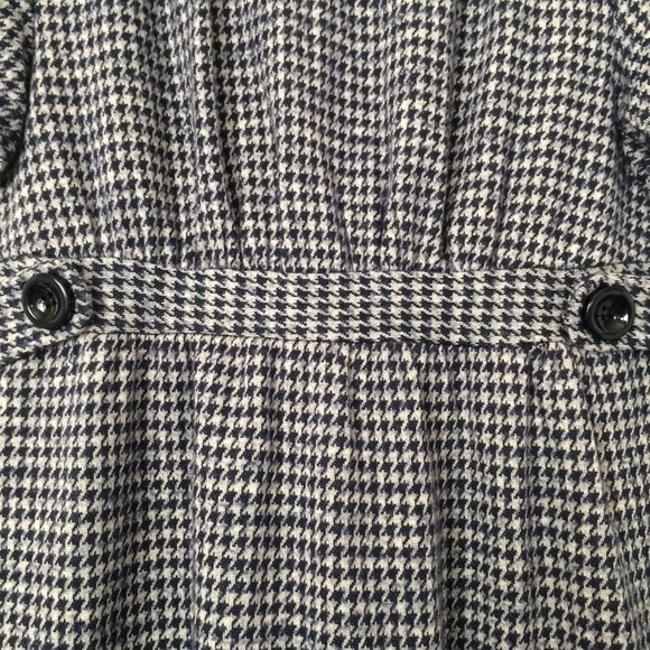 Ella Moss short dress Brown houndstooth Fall Knit Anthropologie on Tradesy Image 1