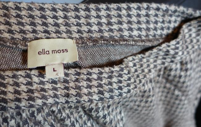 Ella Moss short dress Brown houndstooth Fall Knit Anthropologie on Tradesy Image 2
