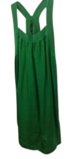 Preload https://item2.tradesy.com/images/theory-green-above-knee-cocktail-dress-size-2-xs-7526-0-0.jpg?width=400&height=650