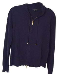 Ralph Lauren Polo Silk Cahsmere Hoodie Sweater