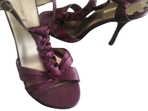 Max Studio Plum purple Sandals