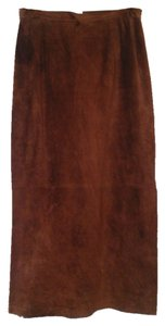 Charter Club Skirt Chestnut brown